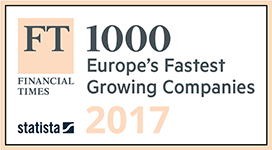 Europe's Fastest Growing Companies Award